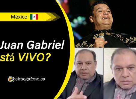 Video: ¿Reaparece Juan Gabriel?