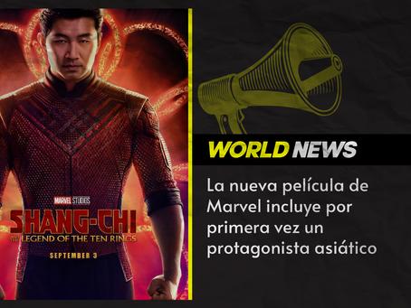 Shang-Chi: El nuevo estreno de Marvel protagonizado por Simu Liu