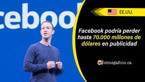 "Boicot de importantes marcas contra Facebook debido a su ""débil"" política de moderación de contenido"