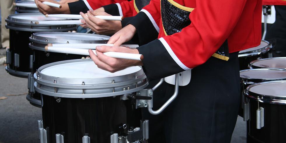 Marching Band - Sebastopol Parade