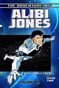The Adventures of ALIBI JONES - Issue Two