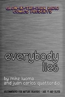 Everybody Lies - Comic Book