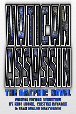 VATICAN ASSASSIN: The Graphic Novel