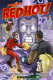"""""""Introducing... RED HOT!"""" - Issue Two"""