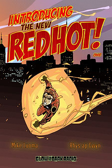 """""""Introducing... RED HOT!"""" - Issue One"""