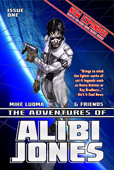 The Adventures of ALIBI JONES - Issue One (Expanded)
