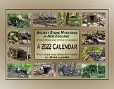 Small Rows and Chambers 2022 Calendar Front Page Brown.png