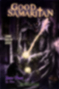 Cover Art - Good Samaritan: Unto Dust #2