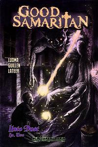 Cover Art - Good Samaritan: Unto Dust #2