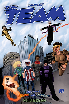 Tales of The TEAM - Issue One