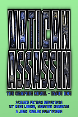 VATICAN ASSASSIN: The Graphic Novel - Issue One