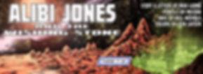 ALIBI JONES and the Wishing Stone