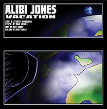 ALIBI JONES - Vacation