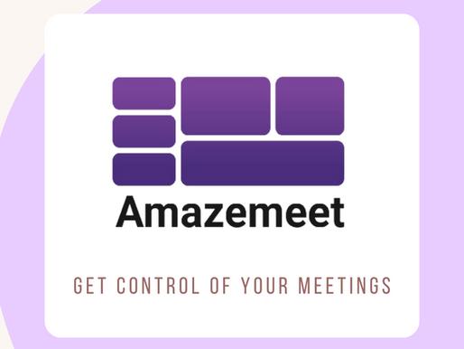 Black Business Wednesday: Amazemeet