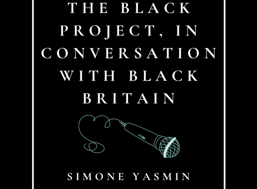 In Conversation With: Simone Yasmin