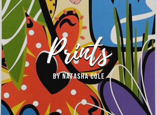 Artist Friday: Prints by Natasha Cole