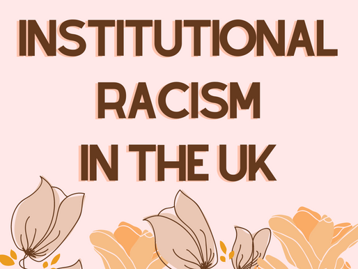 Institutional Racism in the UK