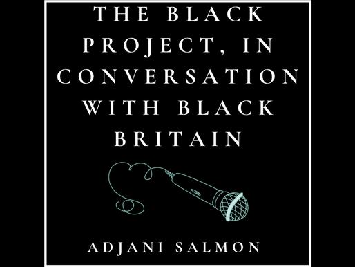In Conversation With: Adjani Salmon