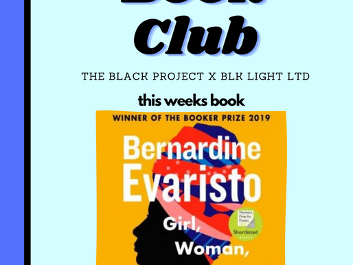 Book Club: Girl, Woman, Other