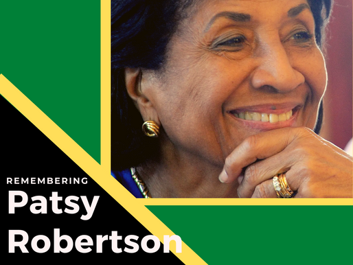 Remembering Patsy Robertson