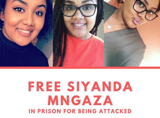 FREE SIYANDA MNGAZA