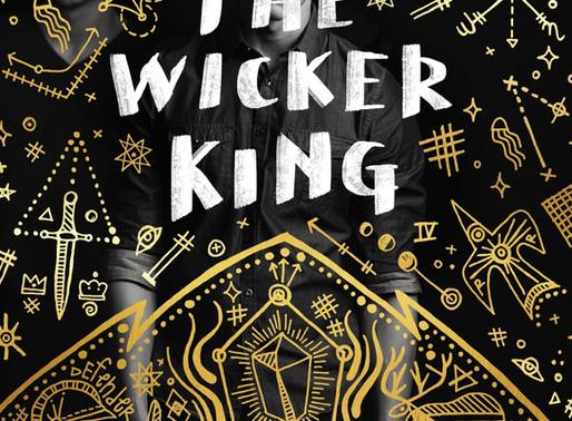 Book Club: The Wicker King, K Ancrum