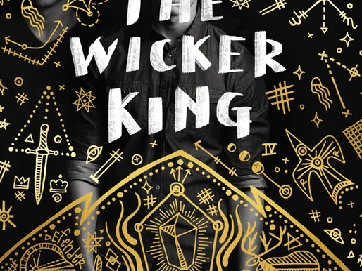 Book Club: The Wicker King, K Ancrum