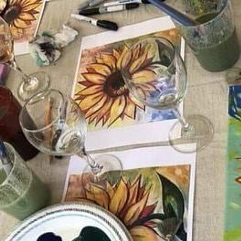 Painting Party w/ Amy Lynn Stevenson