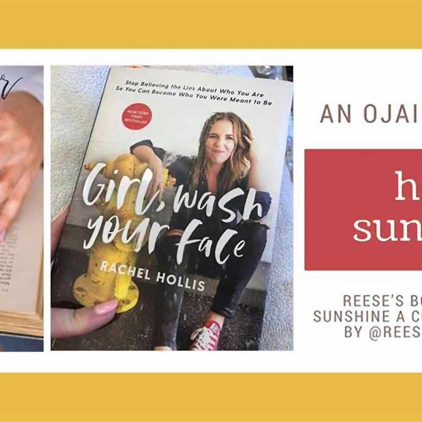 Hello Sunshine Ojai Book Club - Sept Meetup