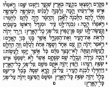 Babel Biblia Tora Pismo Święte
