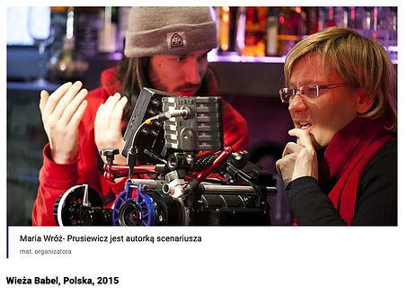 TVN Babel, Wróż Prusiewicz, poem, wiersz, MOVIE film, Szymborska, kino