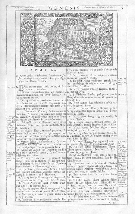 biblia pismo święte genesis