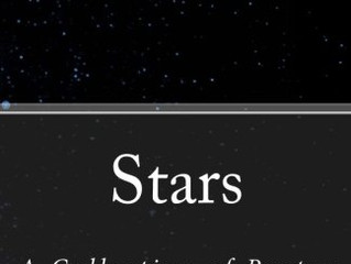 Stars: A Collection of Poems on sale now!