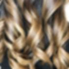 Balayage shiny #hairbymasateraguchi curl