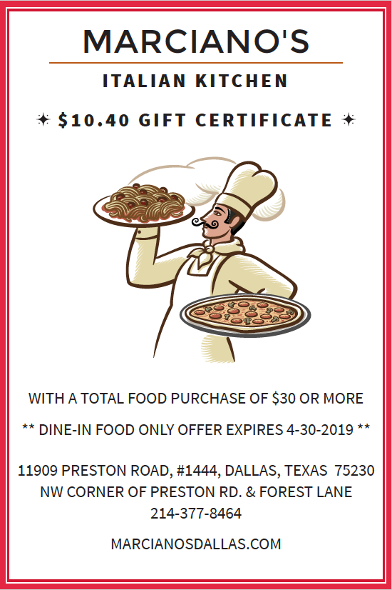 Marcianos 1040 Off Gift Certificate.png