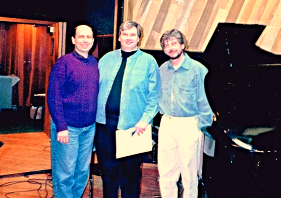 W/Thomas Pasatieri and Michael Nowak