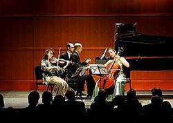 Trio Nareg at Samueli Theater