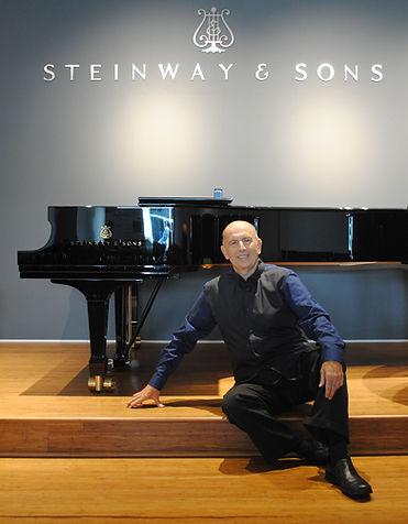 Armen Guzelimian, Steinway Artist
