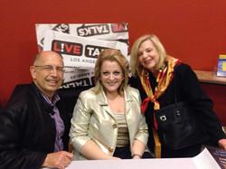 With Deborah Voigt & Kathryn Fauble