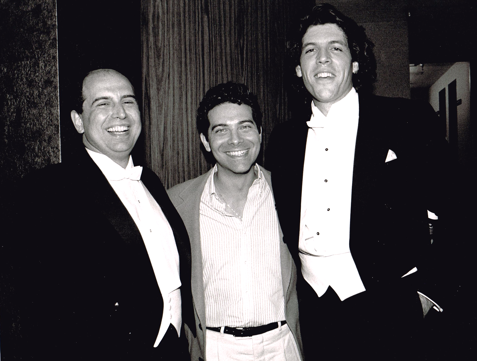 w/Michael Feinstein & Thomas Hampson