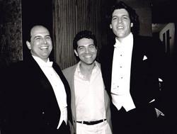 w/Michael Feinstein & Thomas Hampson