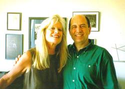 With Jeannine Altmeyer