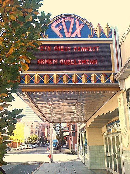 Fox Theater, Spokane, WA