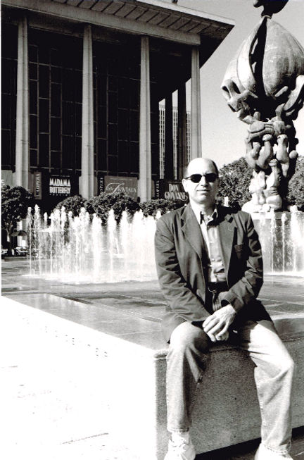Armen Guzelimian at the Los Angeles Music Center
