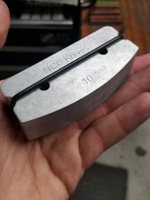 Radius Hand Sanding Blocks For Hollow Grinds