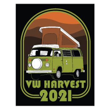 Harvest Show Sticker