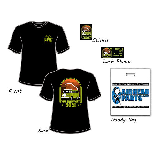 Harvest Show Package