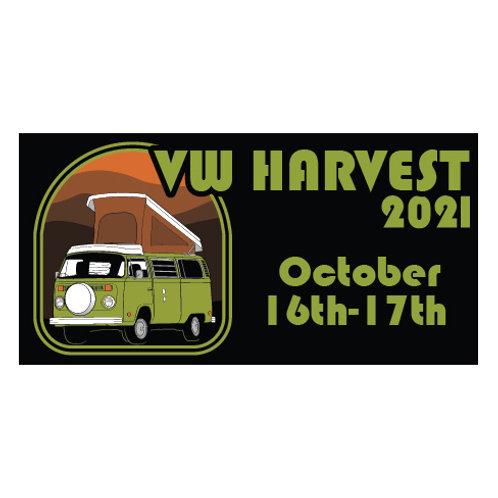 Harvest Show Dash Plaque