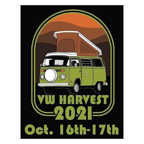 Harvest Show Poster