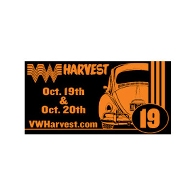 Harvest Show Dash Plaque